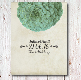 Inv Mockup - Succulent vintage small