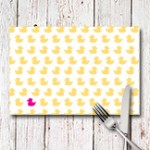 Mock up Duck Placemat small
